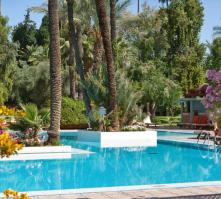 Kenzi Farah Hotel in Marrakech, Morocco