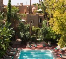 Les Jardins de la Medina in Marrakech, Morocco