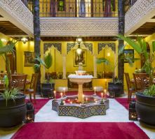 Riad Hamdane & Spa in Marrakech, Morocco