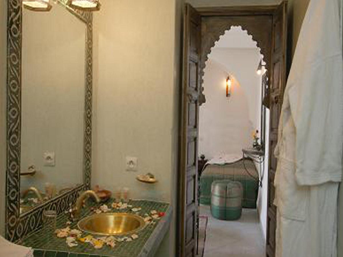 Riad Nerja in Marrakech, Morocco