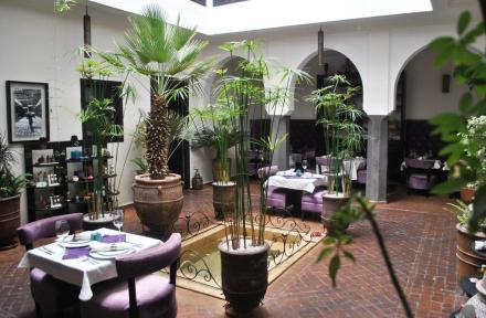 Ryad Amiran & Spa in Marrakech, Morocco