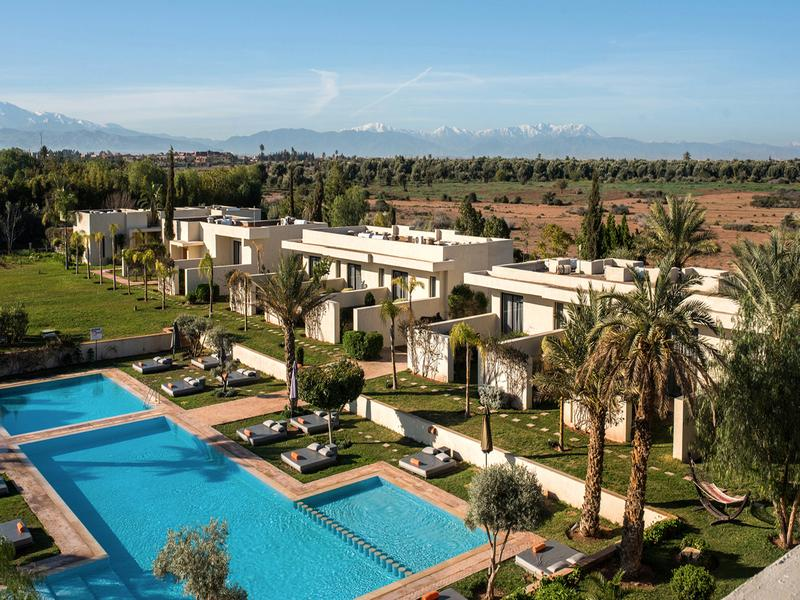 Sirayane boutique hotel spa in marrakech morocco for Sirayane boutique hotel