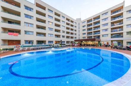 Alpinus Hotel (ex. Luna) in Albufeira, Algarve, Portugal