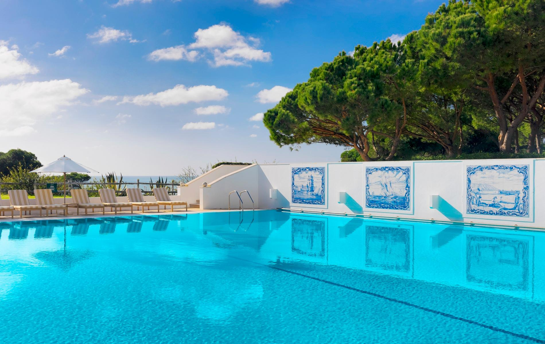 Pine Cliffs Hotel, a Luxury Collection Resort in Albufeira, Algarve, Portugal