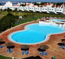 Prainha Clube in Alvor, Algarve, Portugal