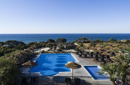 Suites Alba Resort and Spa in Carvoeiro, Algarve, Portugal
