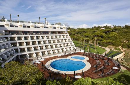 Tivoli Carvoeiro Hotel in Carvoeiro, Algarve, Portugal