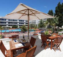 Marina Club in Lagos, Algarve, Portugal