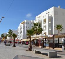 Garvetur Atlantida in Quarteira, Algarve, Portugal