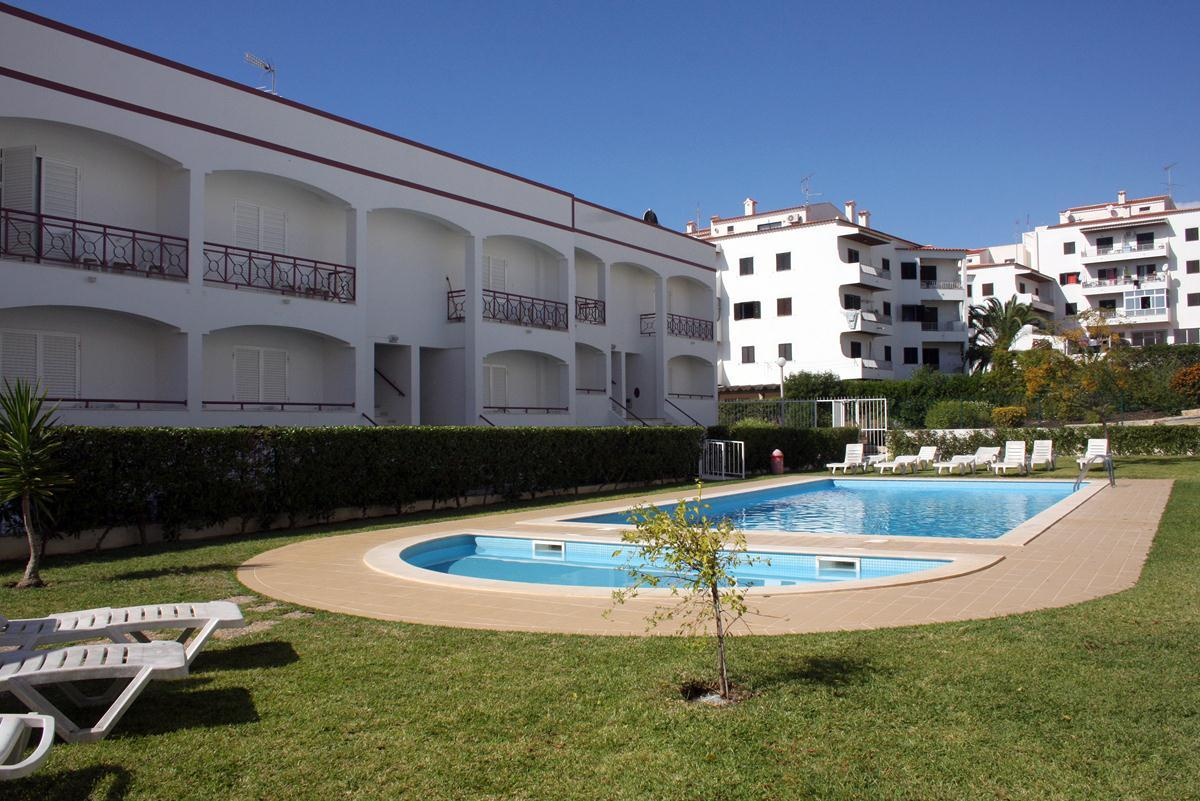 Kings Apartments in Quarteira, Algarve, Portugal