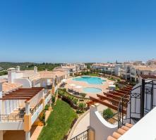 Salema Beach Village , Algarve, Portugal