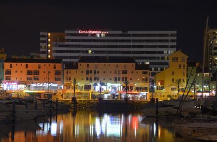 Luna Olympus Suites in Vilamoura, Algarve, Portugal