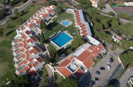 Vilamoura Golf Hotel in Vilamoura, Algarve, Portugal