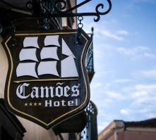 Camoes Hotel in Ponta Delgada, Azores, Portugal