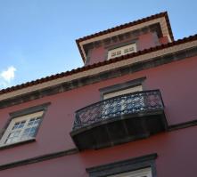 Colegio Hotel in Ponta Delgada, Azores, Portugal