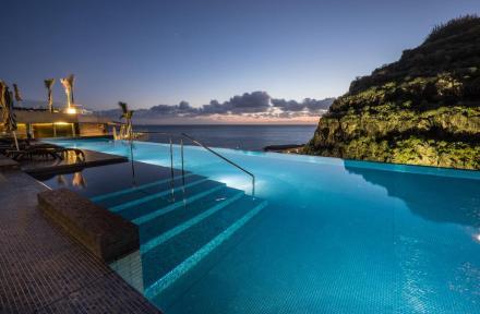 Savoy Saccharum Hotel in Calheta, Madeira, Portugal