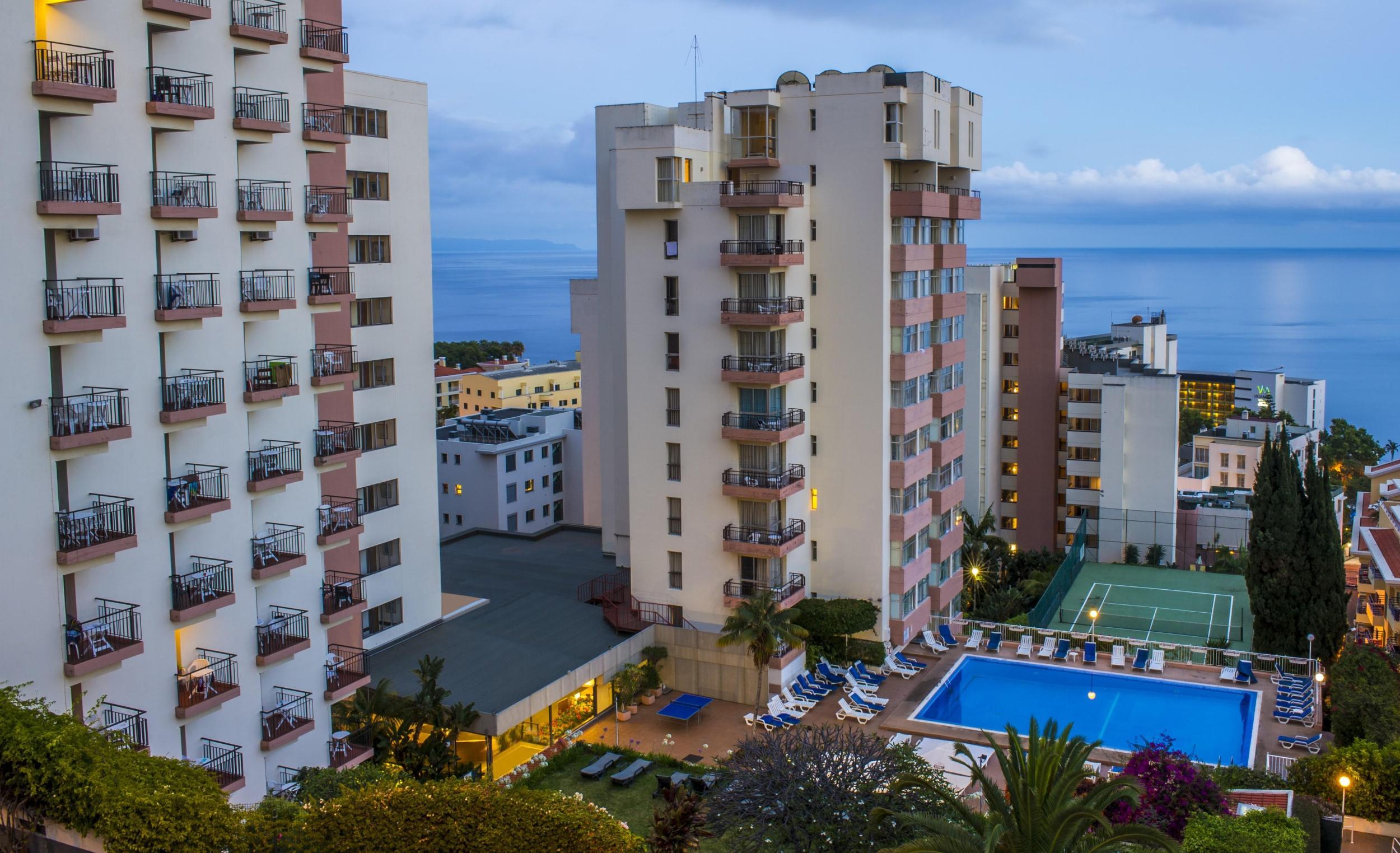 Pestana casino park hotel madeira booking