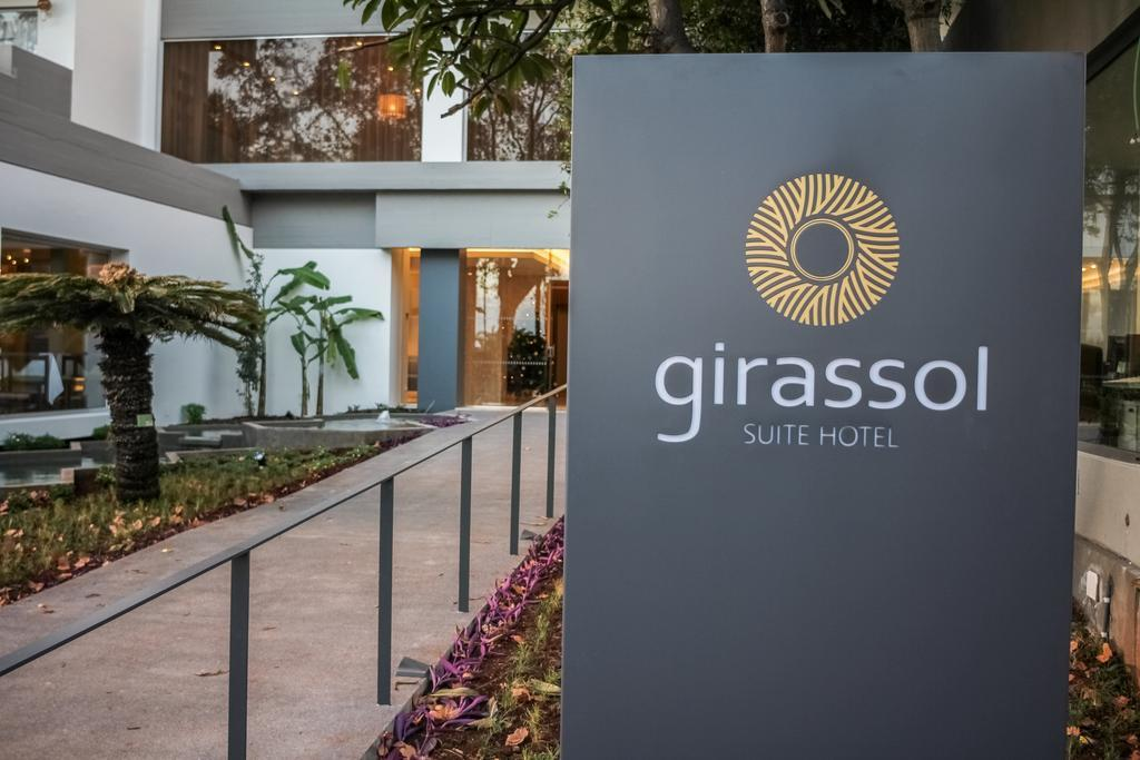 Girassol in Funchal, Madeira, Portugal