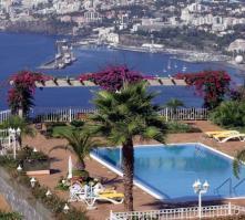 Ocean Gardens in Funchal, Madeira, Portugal