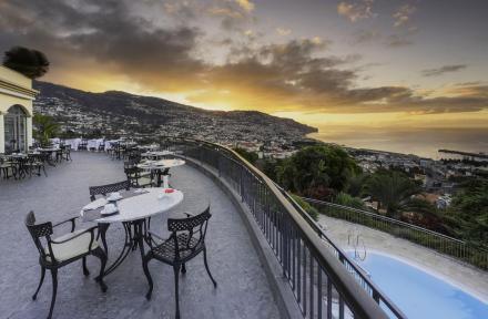 Quinta das Vistas in Funchal, Madeira, Portugal
