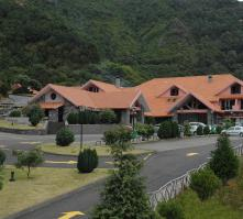 Encumeada in Ribeira Brava, Madeira, Portugal