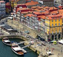 Pestana Vintage Porto Hotel and World Heritage Site in Porto, North Portugal, Portugal
