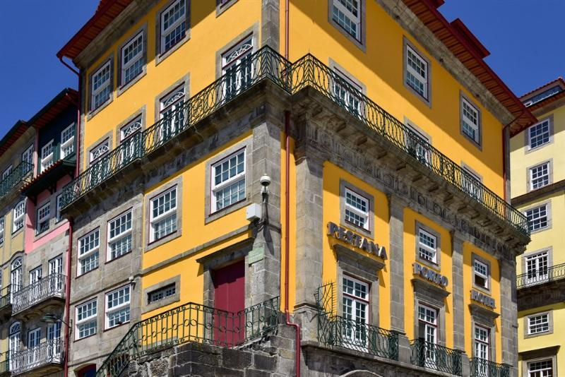 Pestana Vintage Porto Hotel and World Heritage Site