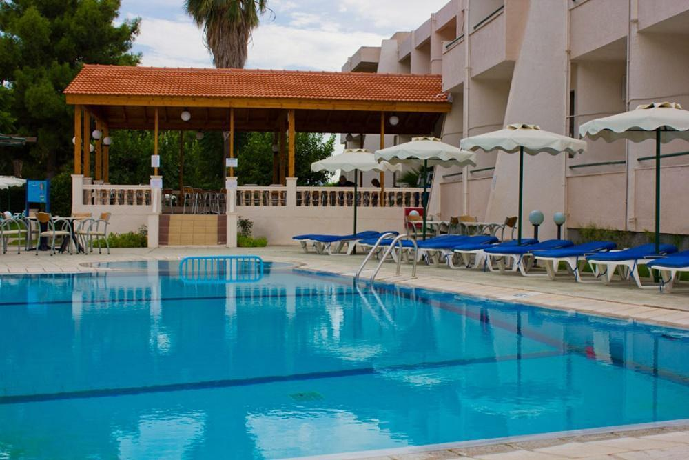 Golden Days Hotel in Afandou, Rhodes, Greek Islands