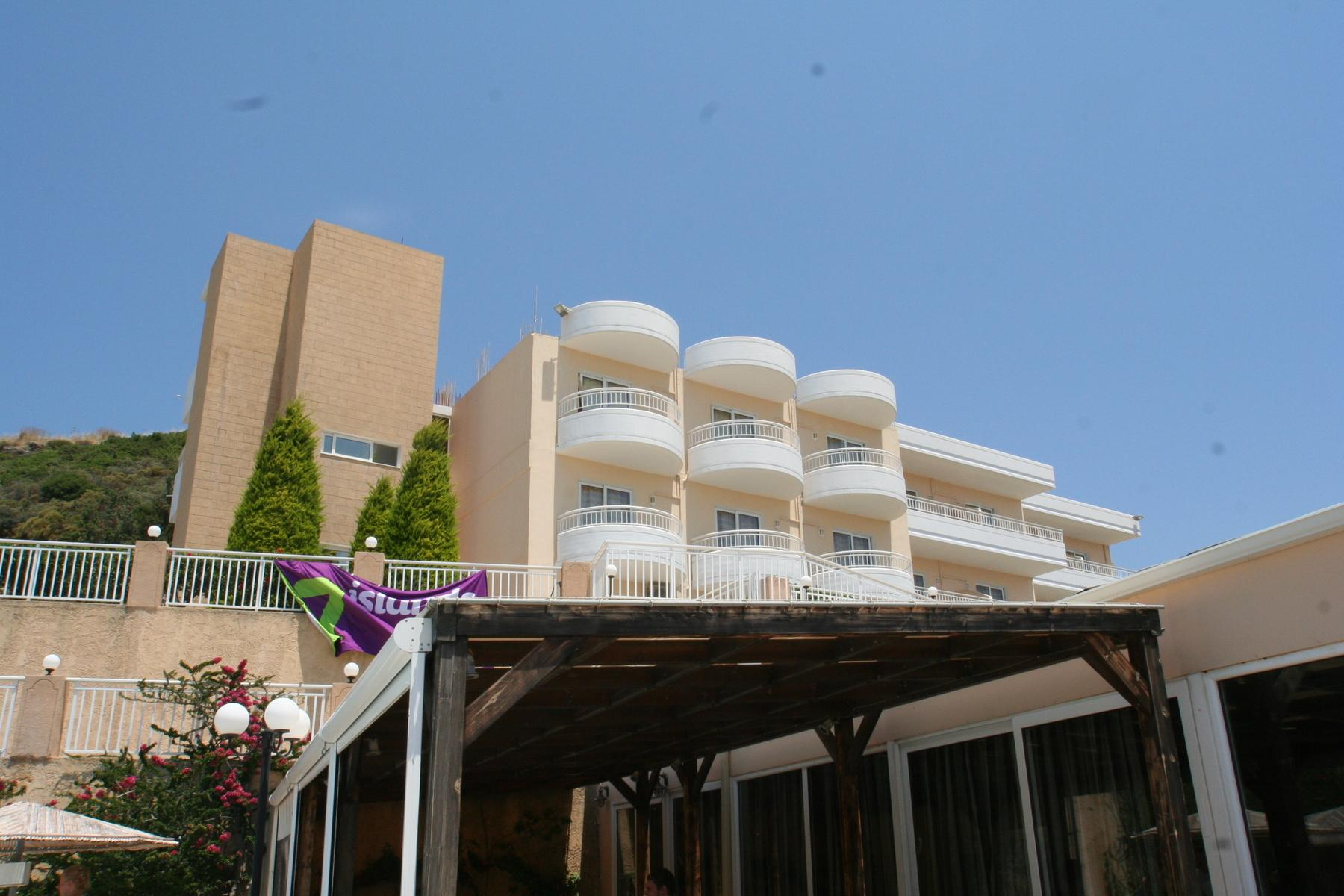 Diagoras Hotel in Faliraki, Rhodes, Greek Islands