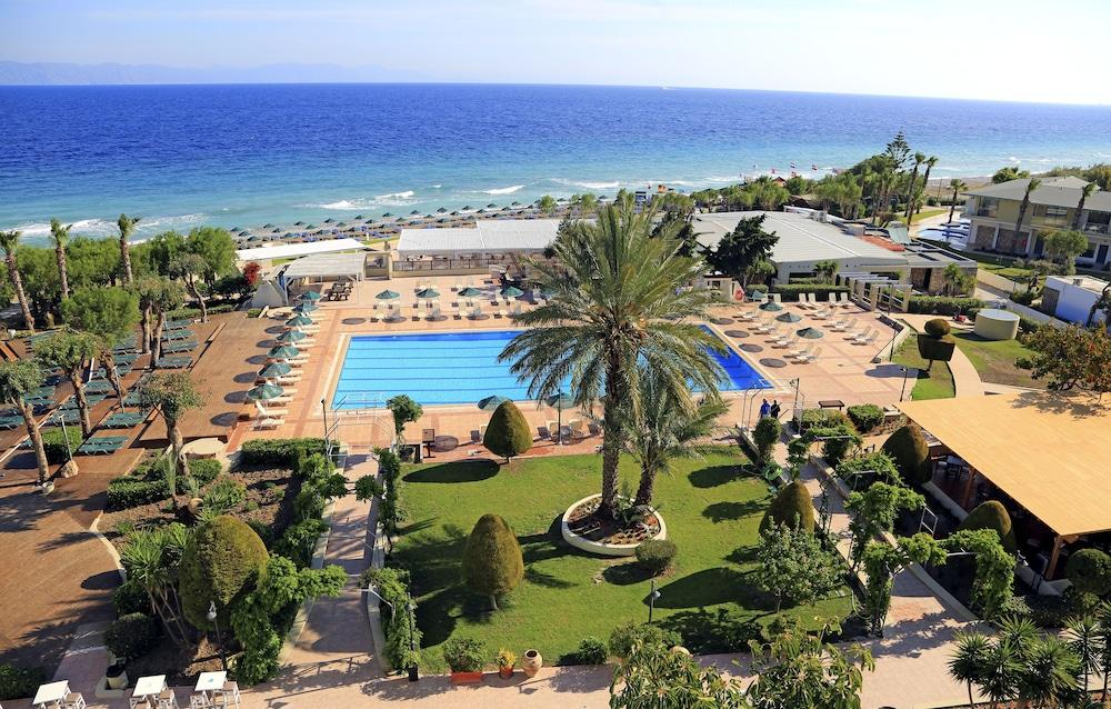 LABRANDA Blue Bay Resort in Ialyssos, Rhodes, Greek Islands