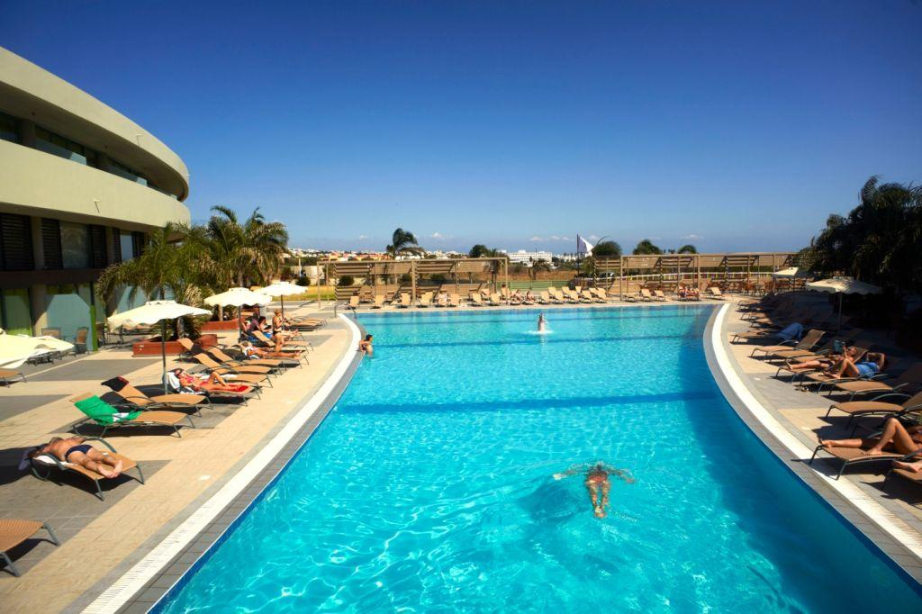 Virginia Family Suites in Kalithea, Rhodes, Greek Islands