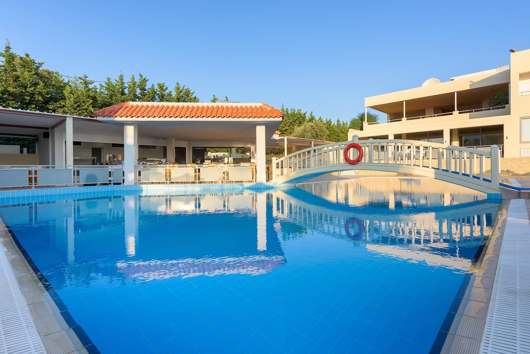 Memphis Beach Hotel, Kolymbia, Greece - …