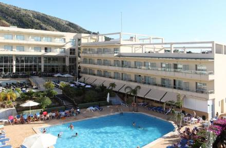 Sun Palace Albir in Albir, Costa Blanca, Spain