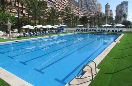 Hotel Albahia Alicante Reviews