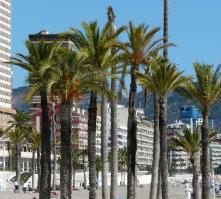 Benibeach Apartments in Benidorm, Costa Blanca, Spain