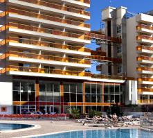 Dynastic Hotel in Benidorm, Costa Blanca, Spain