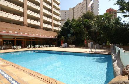 La Era Park Apartments in Benidorm, Costa Blanca, Spain