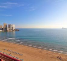 Las Damas in Benidorm, Costa Blanca, Spain