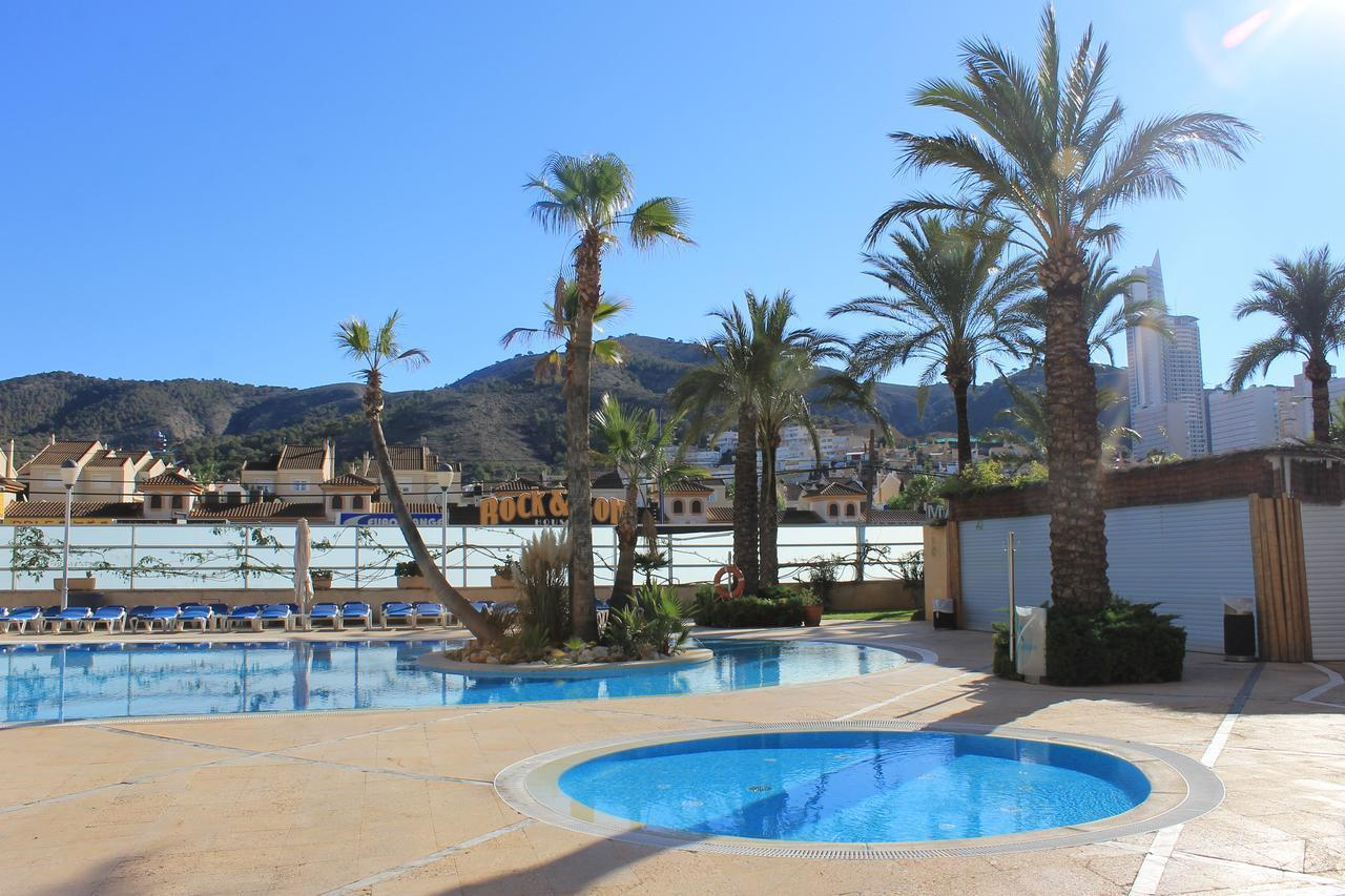 Levante Club Hotel in Benidorm, Costa Blanca, Spain