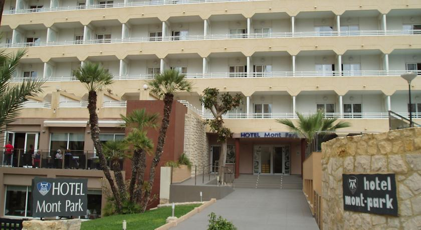 Mont park hotel in benidorm spain holidays from 191pp loveholidays for Swimming pool repairs costa blanca