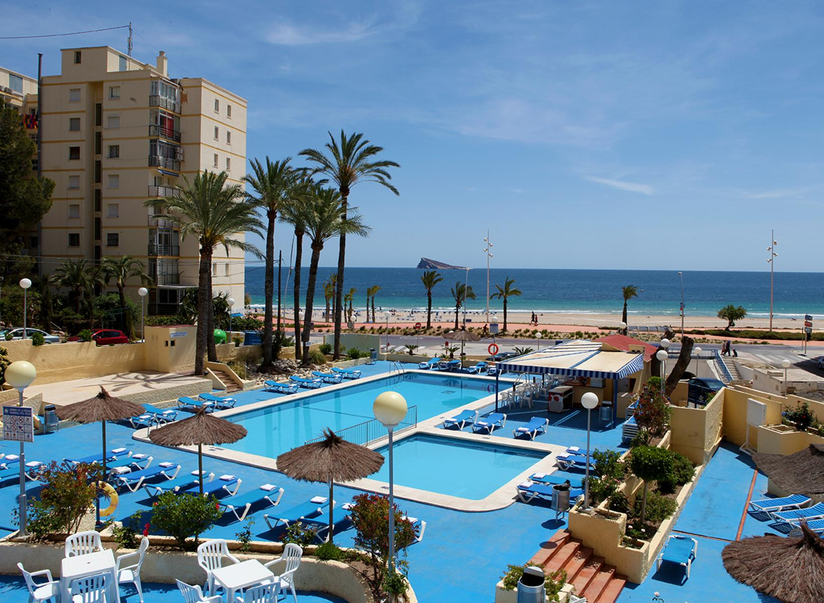 Poseidon playa hotel in benidorm spain holidays from for Hotel poseidon benidorm