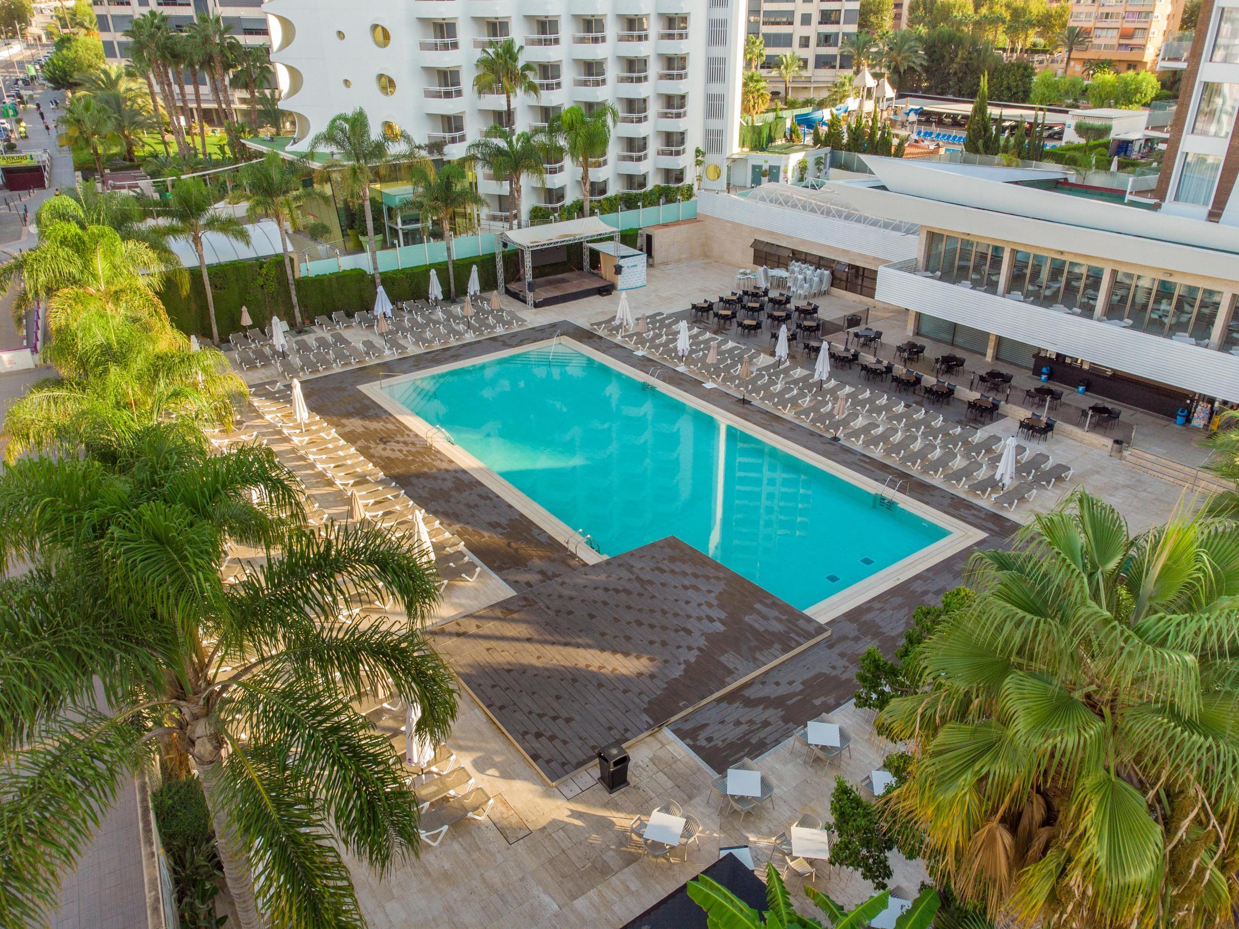 Rosamar Hotel Benidorm All Inclusive