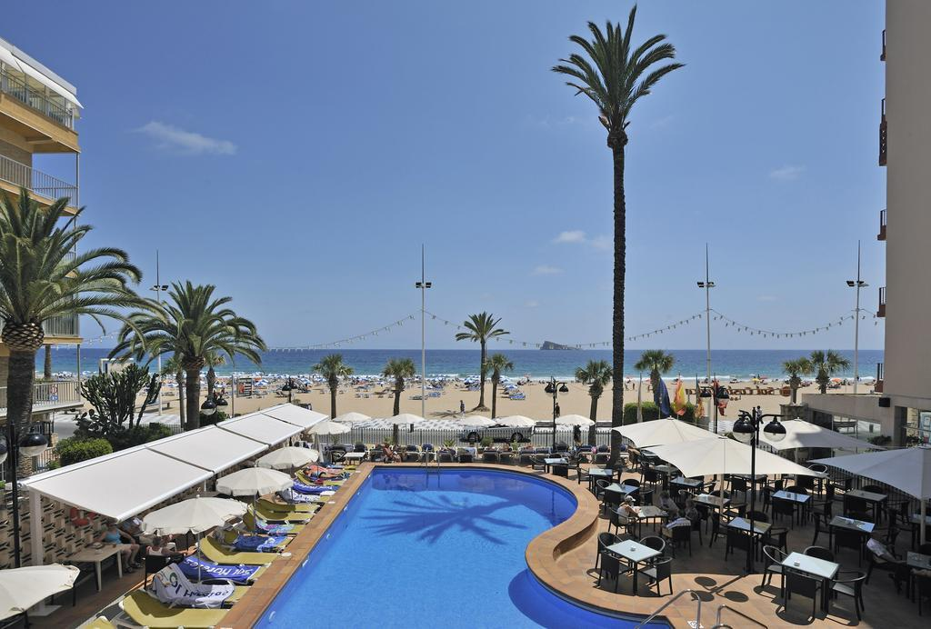 Sol Costablanca Hotel in Benidorm, Costa Blanca, Spain