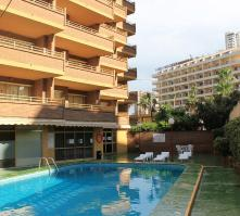 Trebol Apartments Turísticos in Benidorm, Costa Blanca, Spain