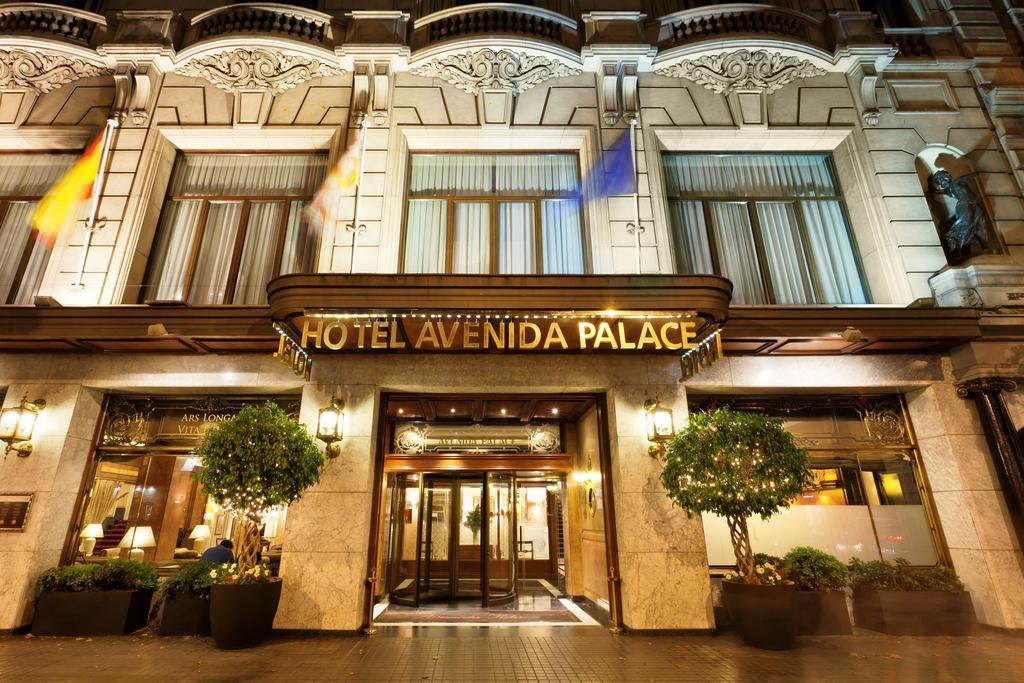 El Avenida Palace in Barcelona, Costa Brava, Spain