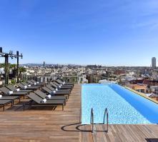 Grand Hotel Central in Barcelona, Costa Brava, Spain