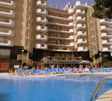 Blaumar Hotel in Blanes, Costa Brava, Spain