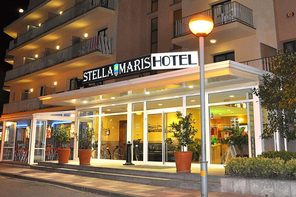 Stella Maris in Blanes, Costa Brava, Spain