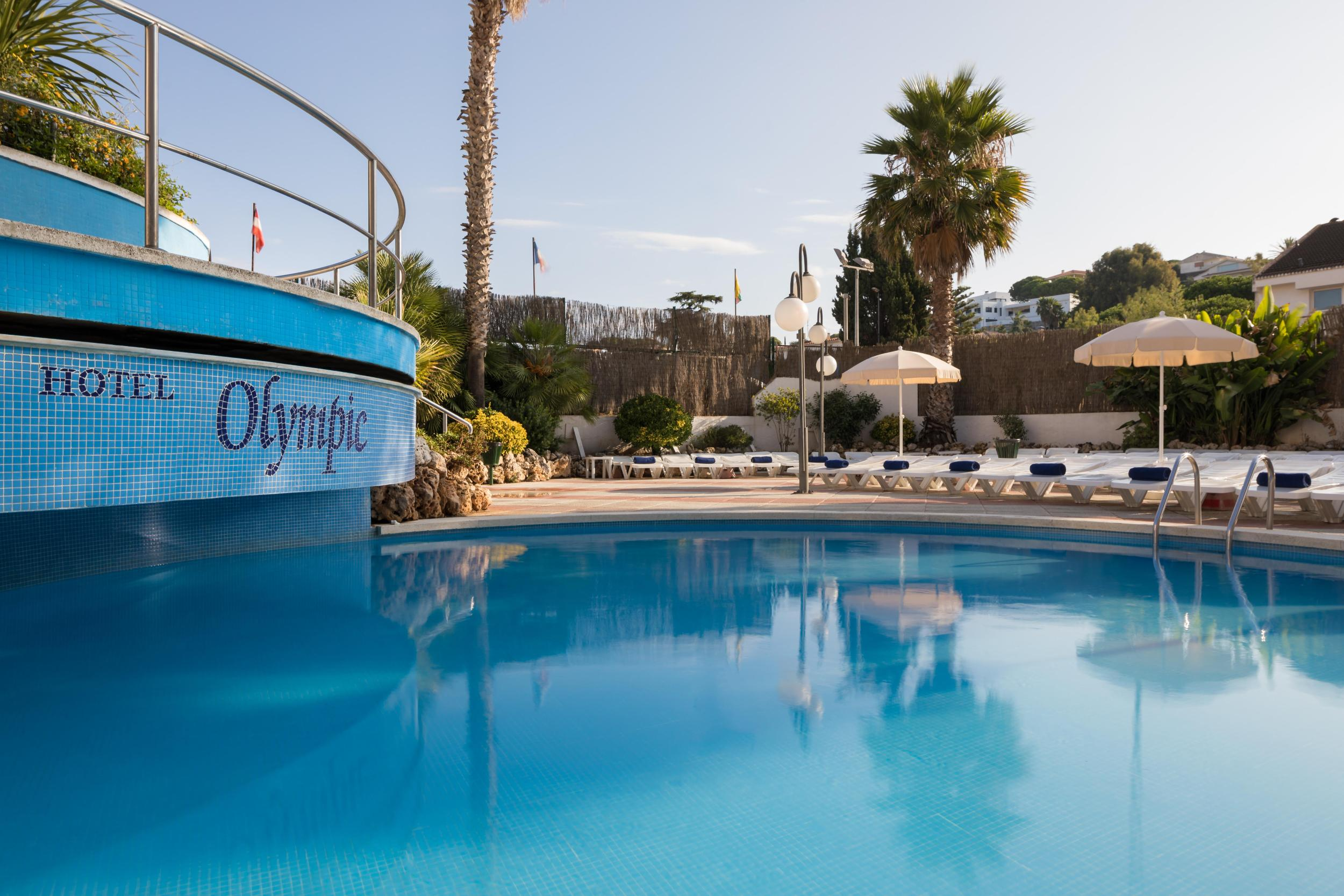 H.TOP Olympic Hotel in Calella, Costa Brava, Spain