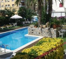 Mar Blau Apartments in Calella, Costa Brava, Spain